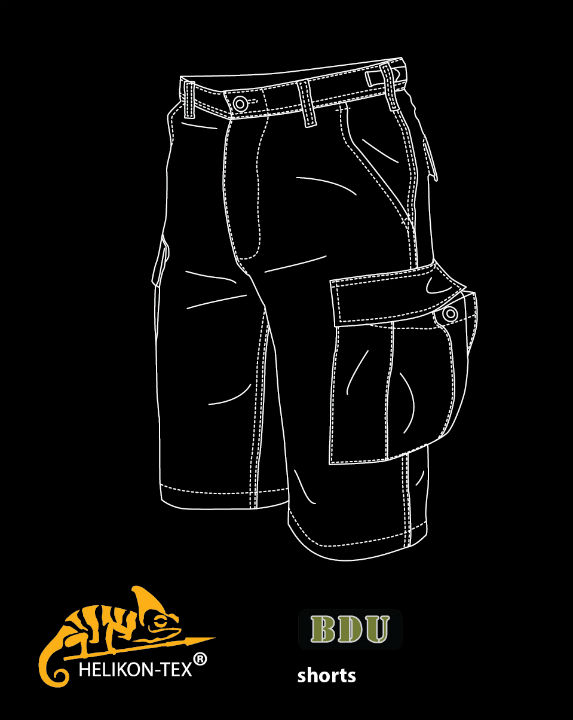 helikon tex bdu shorts ripstop schwarz black hose kurz shorts sp bdk pr 01 ebay. Black Bedroom Furniture Sets. Home Design Ideas