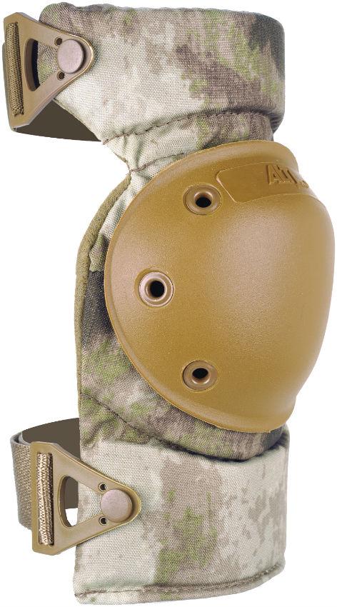 ORG ARMY AltaCONTOUR AltaLok A-TACS AU Knee Pads Knieschützer OK-ACL-CD-40.