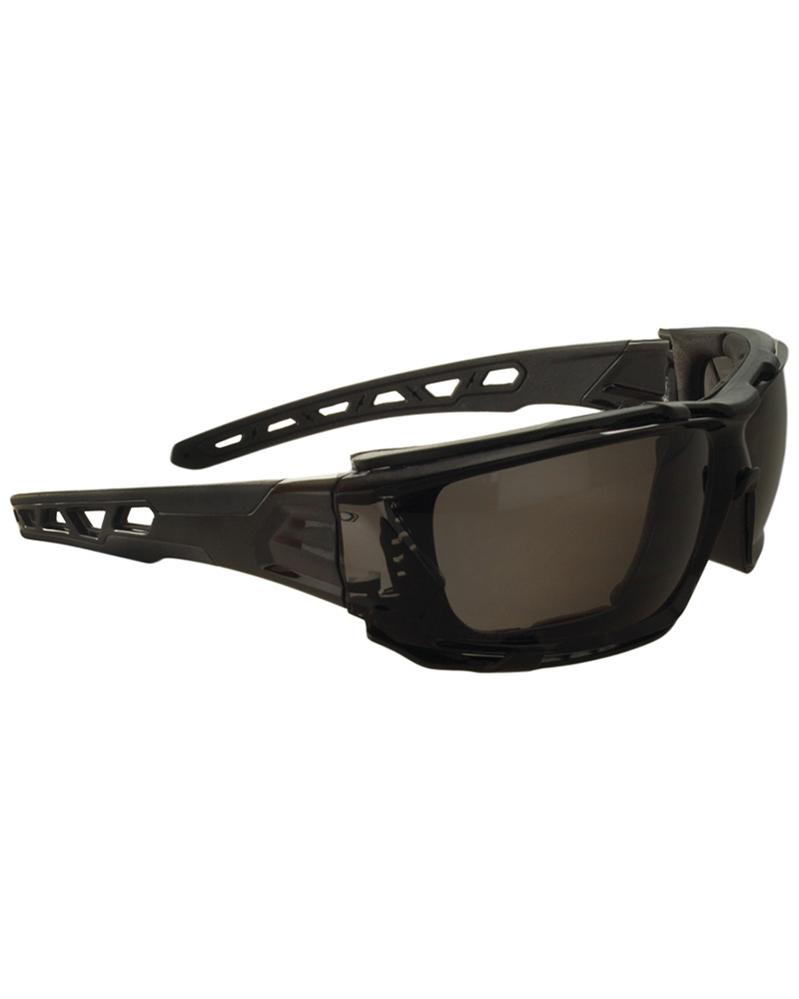 SWISS EYE NET Schutzbrille Schießbrille Tactical NET BLACK.