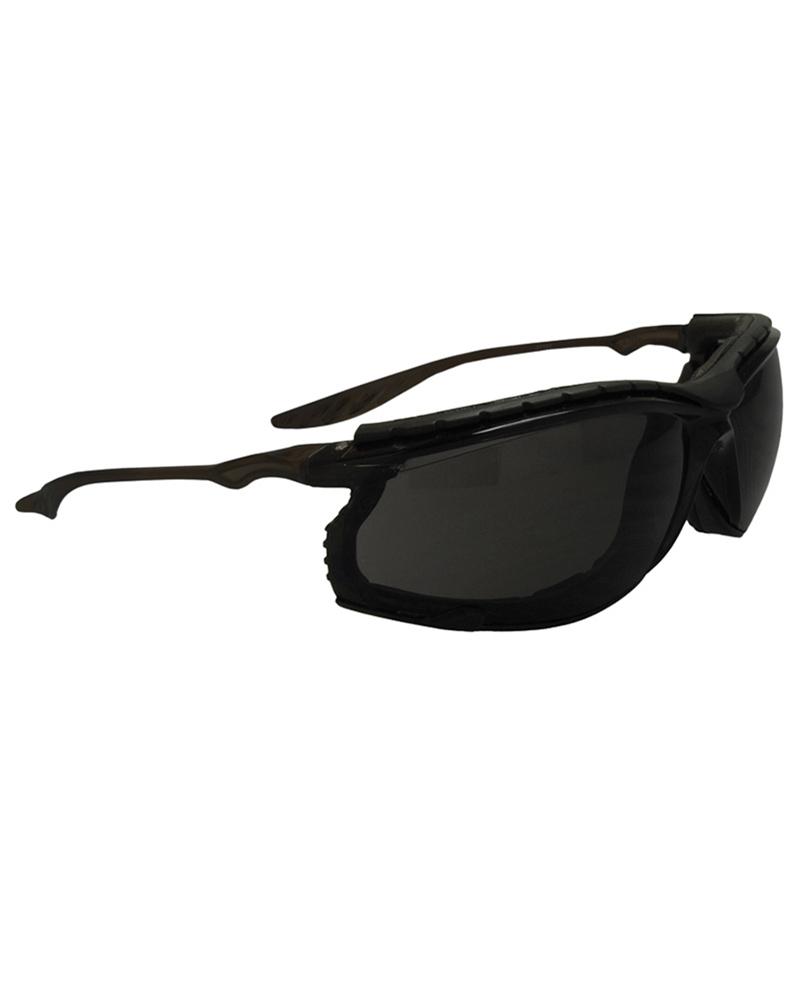 SWISS EYE SANDSTORM Schutzbrille Schießbrille Tactical BLACK Schwarz.
