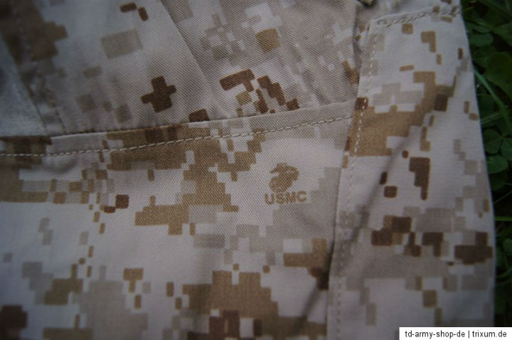 Desert Digital MARPAT FROG Hose Marpat MOLLE MARSOC. Size:Medium/Long. NEW.