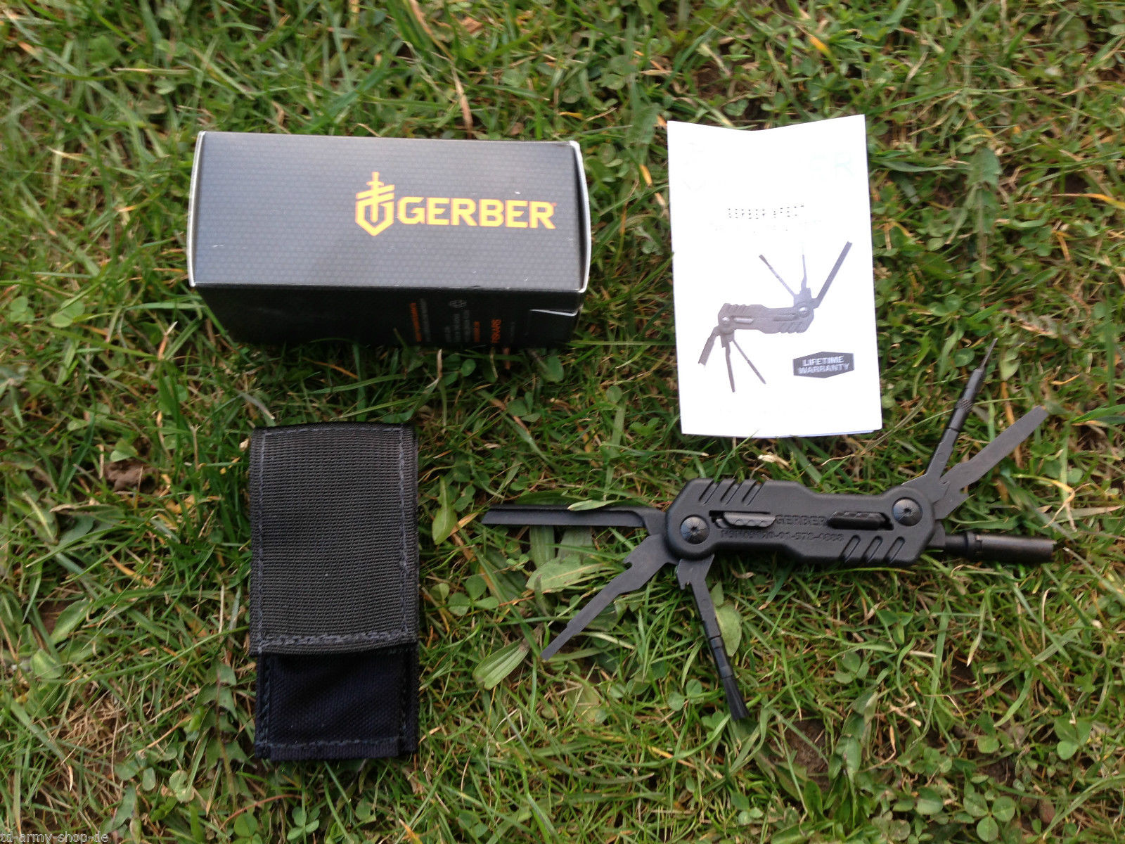 Original Army Gerber Tool eFECT 300 Weapons Tool.