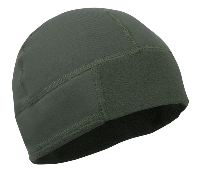 BW Fleecemütze Oliv Original WATCH CAP Fleece nach TL.