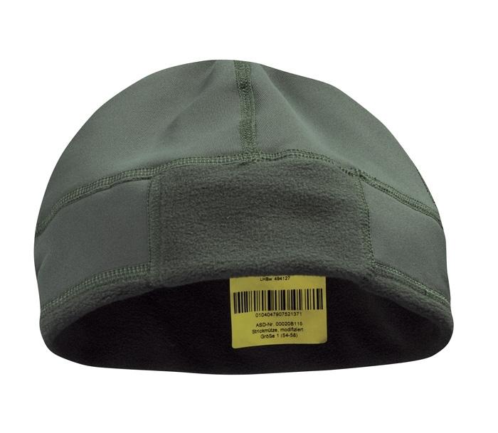 BW Fleecemütze Oliv Original WATCH CAP Fleece nach TL.