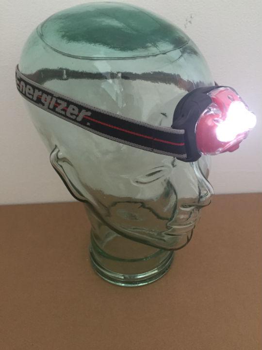 Energizer Lampe Light Lampe Essentials Headlamp.