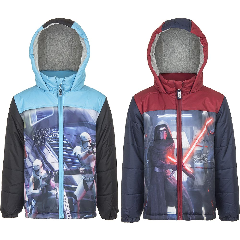 Star Wars Winterjacke mit Kapuze Jacken