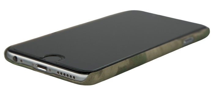 iPhone 6 Schutzhülle Case Handyhülle Schutz Hülle BW A-TACS FG.