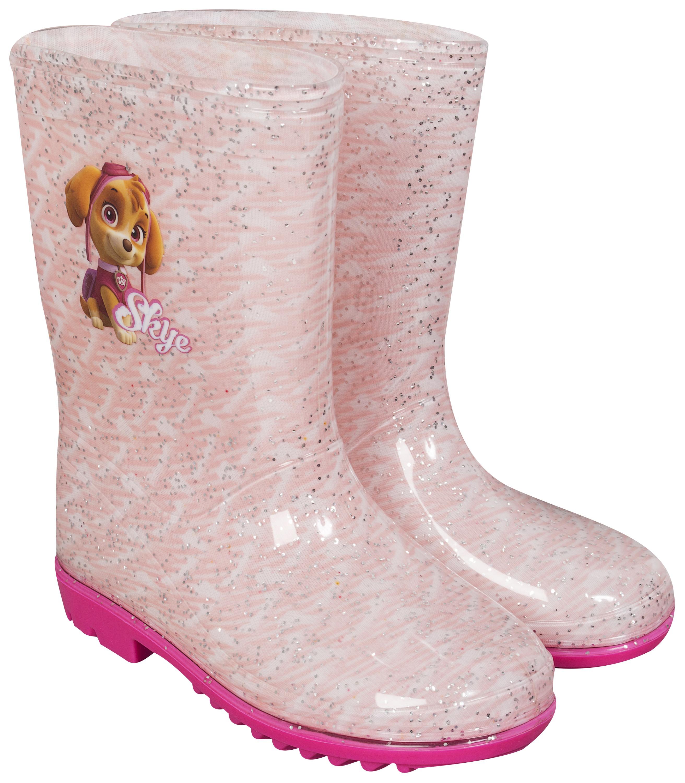 Paw Patrol Regenstiefel Gummistiefel 7 Größen Mädchen Disney Nickelodeon