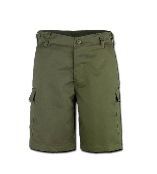 Brandit Us Ranger Shorts Herren Cargo kurze Hose OLIV 2006-1.
