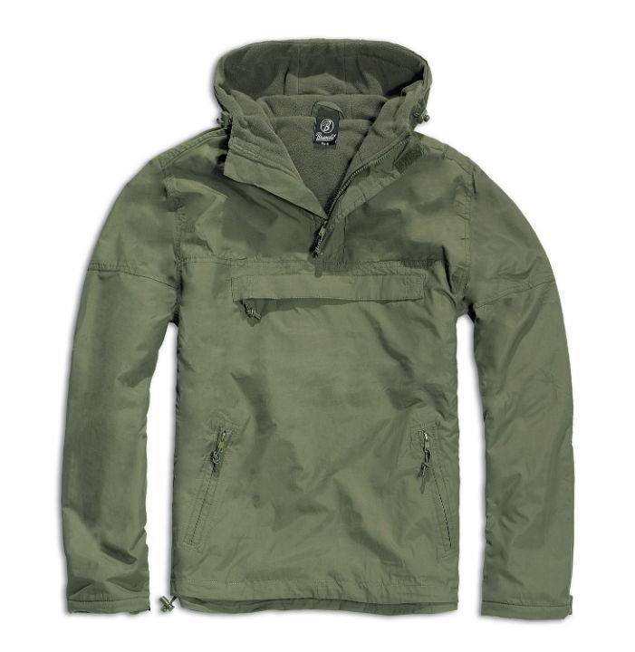 BRANDIT Windbreaker Jacke Jacket Winterjacke Übergangsjacke OLIV.