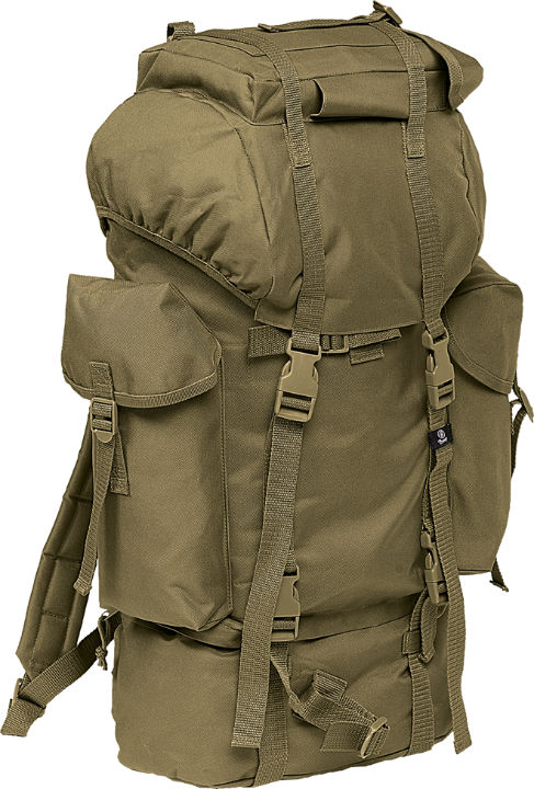 Brandit US Kampfrucksack OLIV PACK Backpack Rucksack Groß BW Bundeswehr.