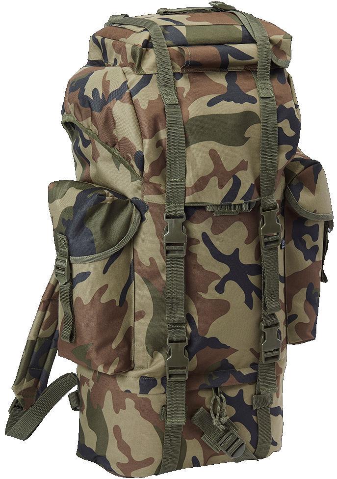 Brandit US Kampfrucksack PACK Backpack Rucksack Groß WOODLAND.