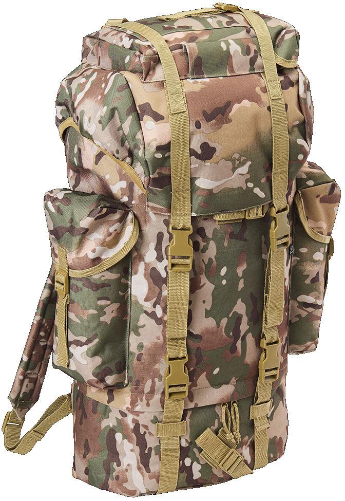Brandit US Kampfrucksack Backpack Rucksack Groß Multicam TACTICAL CAMO.
