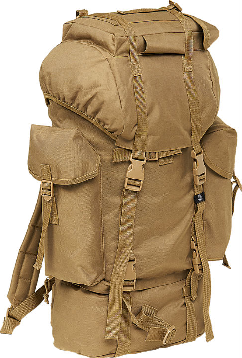 Brandit US Kampfrucksack COYOTE PACK Backpack Rucksack LARGE Groß ARMY USMC.