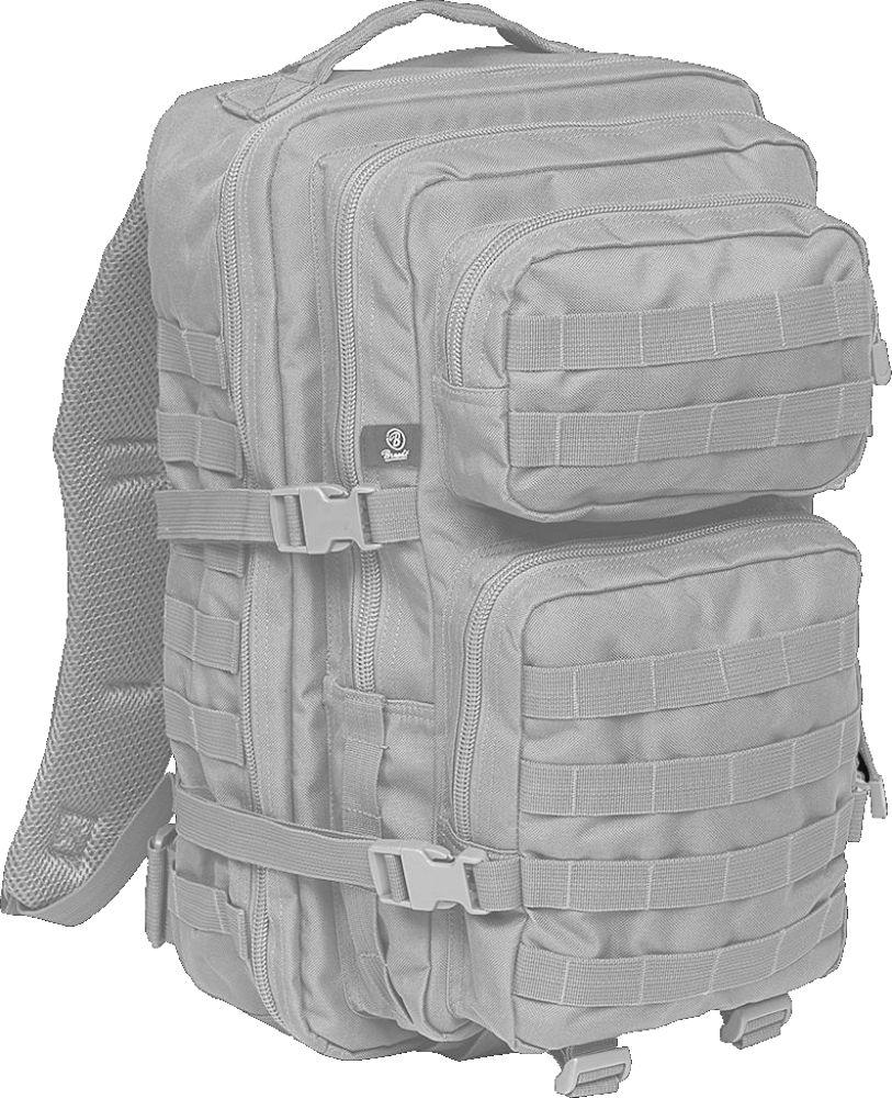 US Cooper Brandit PACK Backpack Rucksack LARGE Groß Anthracite Antrazit 8008.