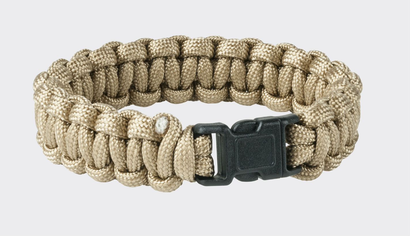 Original Army SURVIVAL BRACELET Paracord Coyote AC-SBR-NL-11.