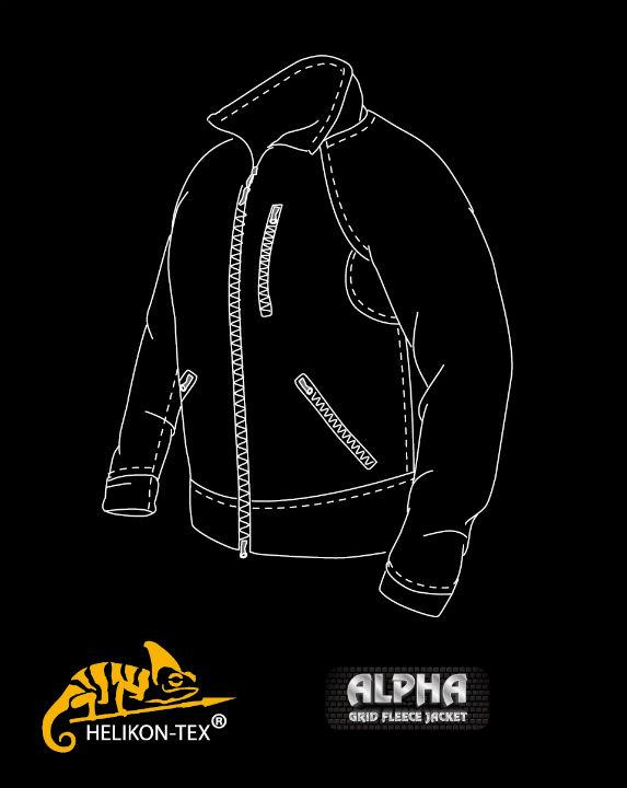 Helikon HELIKON-TEX ACU Shirt PolyCotton Ripstop BL-ACU-PR-10 Jacke Jacket.