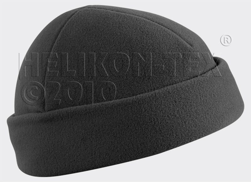 HELIKON-TEX BBC WATCH Cap Fleece Black Schwarz Mütze Helikon FLEECE CZ-DOK-FL-01