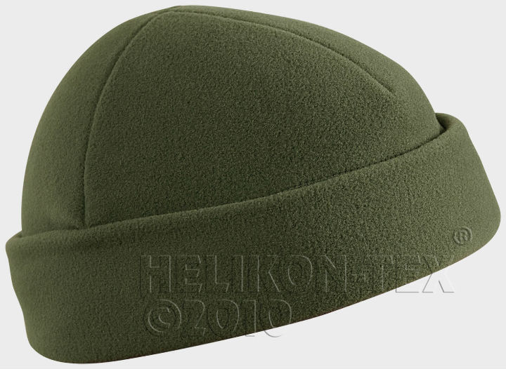 HELIKON-TEX WATCH Cap Fleece Olive Green Mütze CZ-DOK-FL-02. Size:One for all.