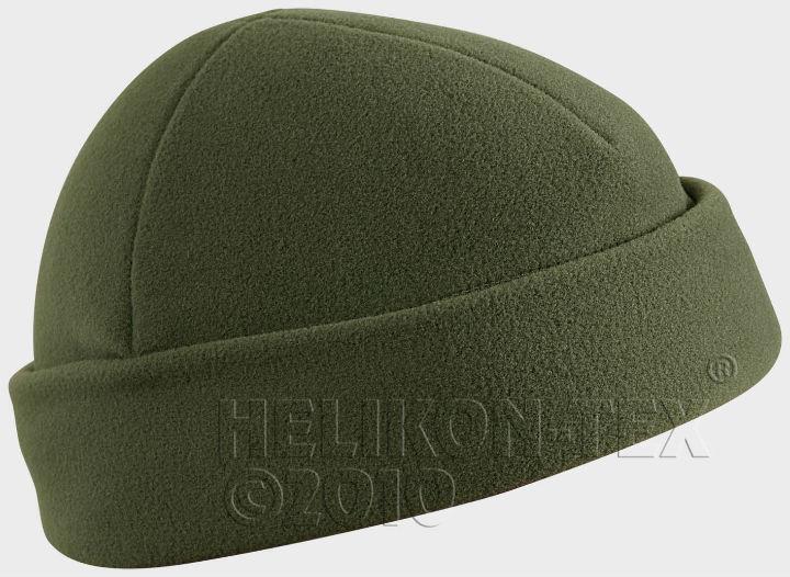 HELIKON-TEX WATCH Cap Fleece Olive Green Mütze CZ-DOK-FL-02. Size:One for all.