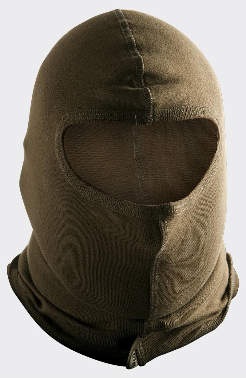 HELIKON-TEX One Hole Balaclava Ski Mask Cold Weather COYOTE CZ-KO1-CO-11.