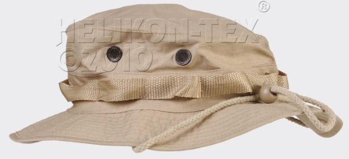 HELIKON-TEX  BOONIE Hat Cotton Ripstop KA-BON-CR-13 KHAKI Helikon.