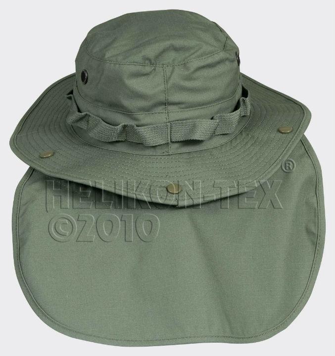 HELIKON-TEX  BOONIE Hat Nyco Ripstop Olive Drab KA-BON-NR-32 Helikon.