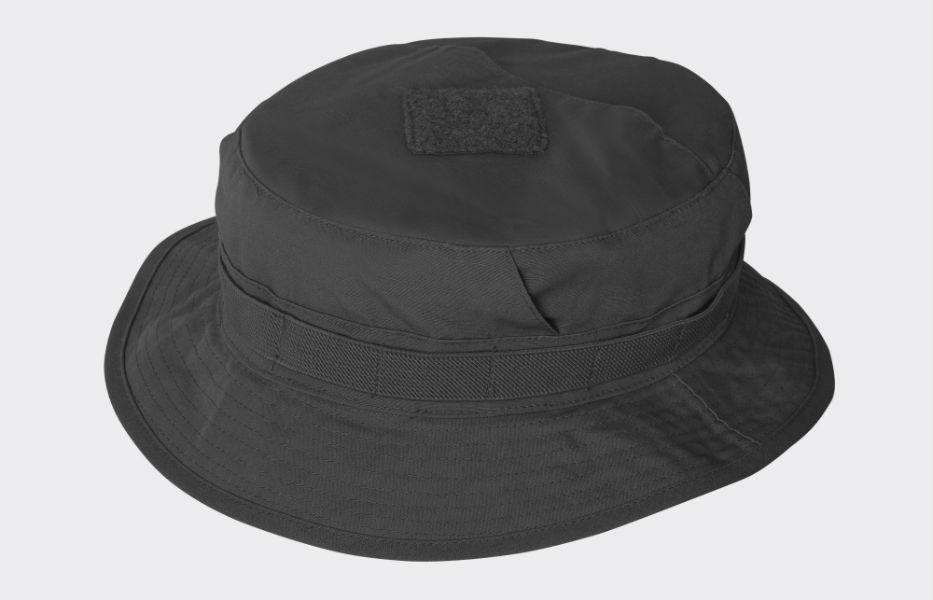 Helikon C P U Hat Mütze PolyCotton Ripstop Black KA-CPU-PR-01.
