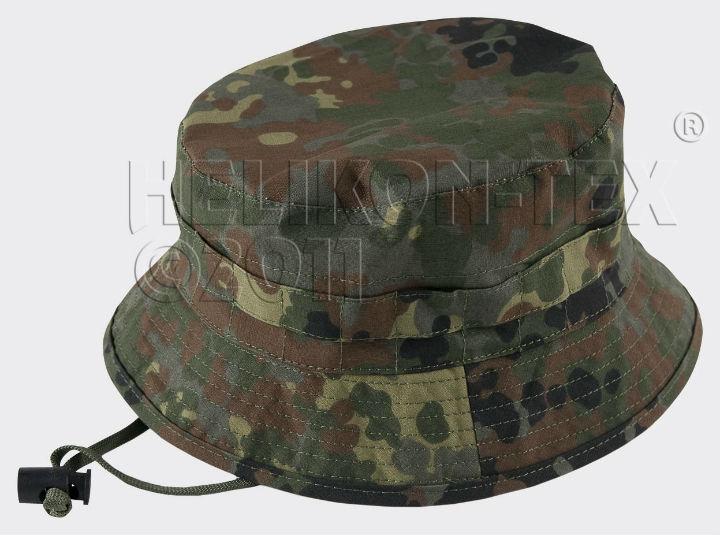 HELIKON-TEX SOLDIER 95 Boonie Hat Nyco Ripstop Flecktarn KA-S95-NR-23 Helikon BW