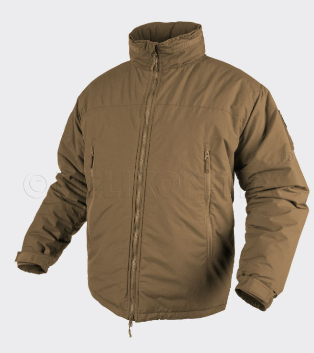 HELIKON-TEX LEVEL 7 Jacket Climashield Apex 100g Coyote KU-L70-NL-11 Jacke.