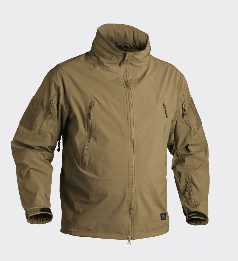 Helikon TROOPER Jacket Soft Shell Coyote Jacke USMC KU-TRP-NL-11.