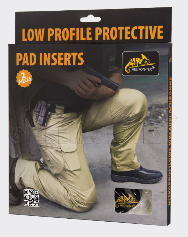 Helikon Low Profile Protective Pad Knee Pads Kniebogen OC-LPI-NE-01.