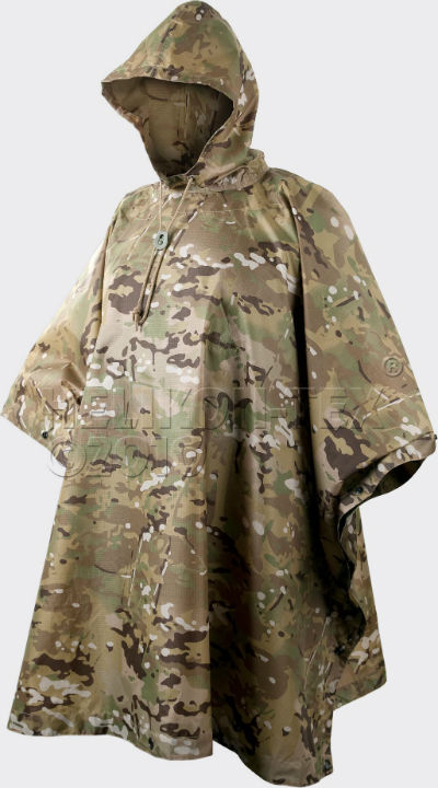 HELIKON-TEX Helikon Poncho Camogrom PO-MUS-PO-14. Size:One for All. .