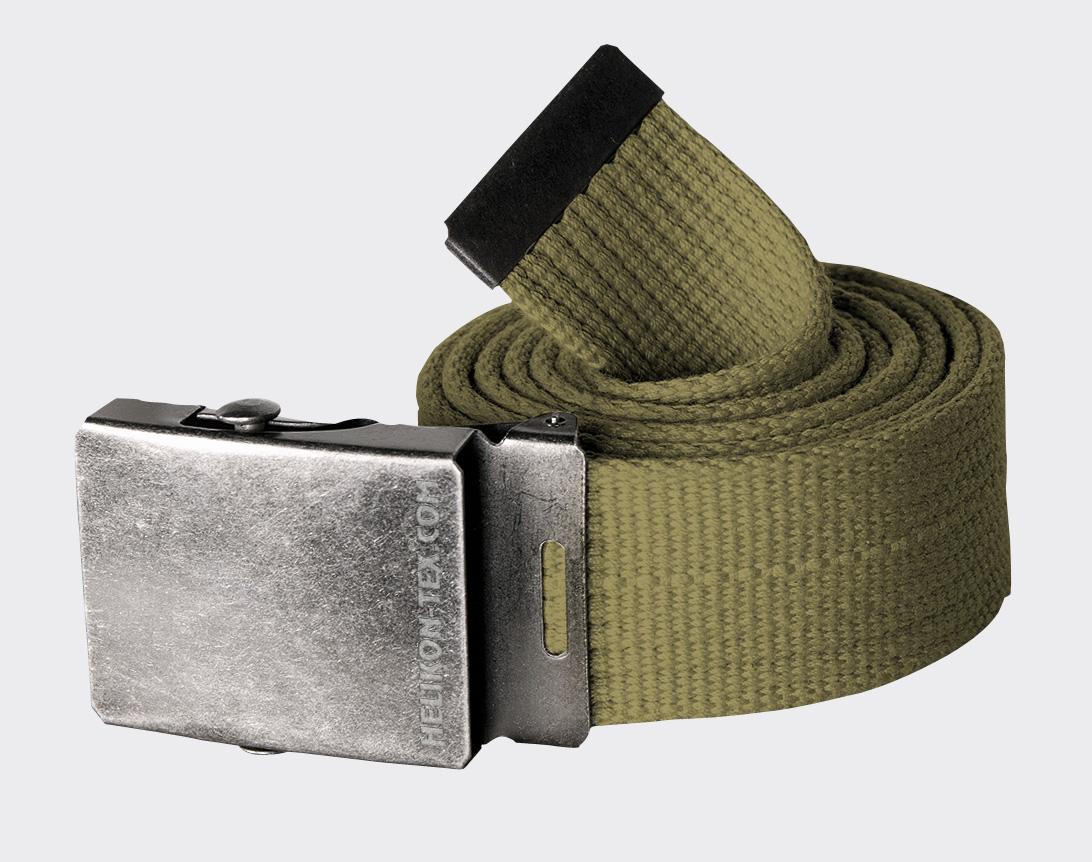 HELIKON-TEX CANVAS Belt Gürtel Olive Green PS-CAN-CO-02.