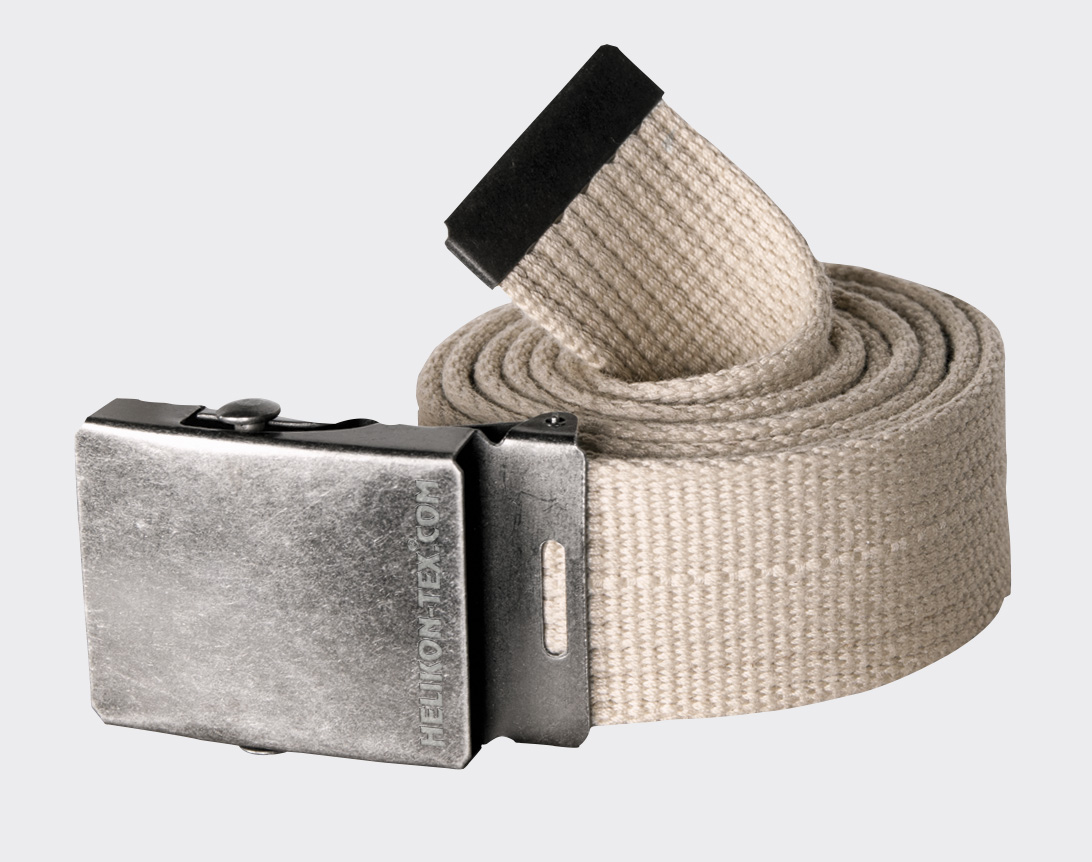 HELIKON-TEX CANVAS Belt Gürtel Khaki PS-CAN-CO-13.