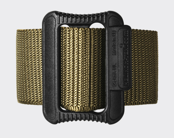 HELIKON-TEX Urban Tactical Gürtel Tactical Belt Marpat COYOTE. Size:L (130cm).