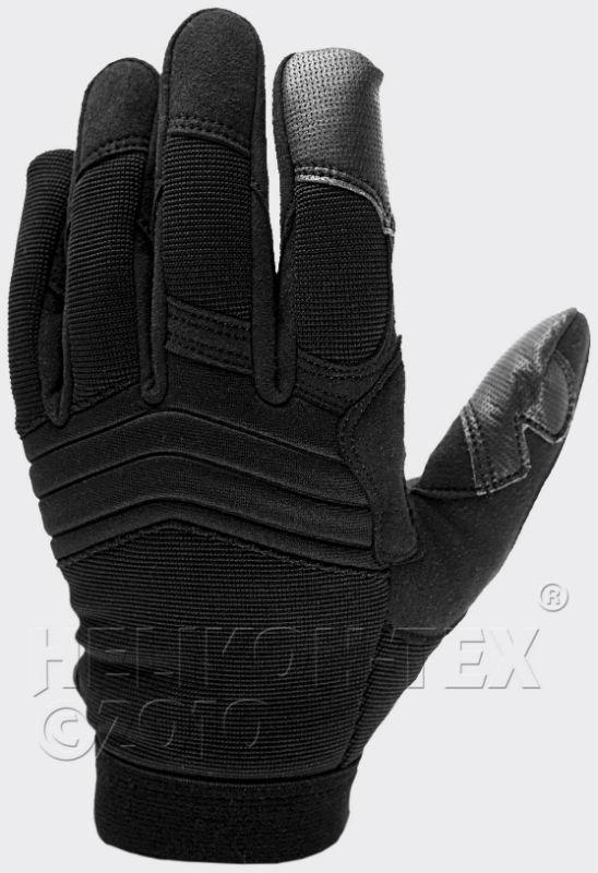 HELIKON-TEX U.S. Model Gloves Black Tactical Handschuhe Helikon RK-USM-PO-01.