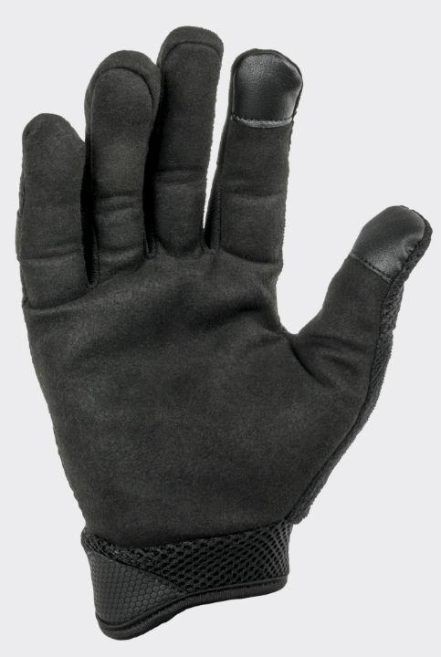 URBAN TACTICAL LINE® VENT Gloves Handschuhe Black RK-UTV-PU-01.