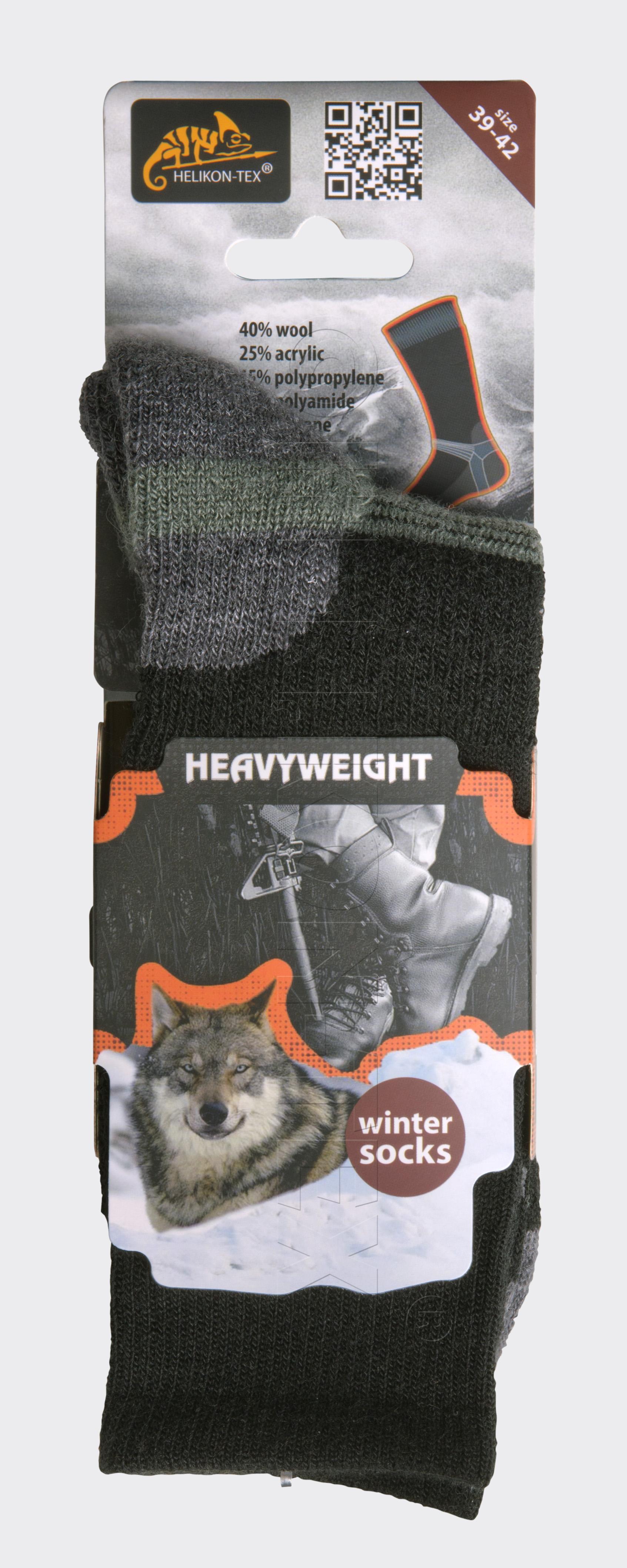 HELIKON-TEX  Heavyweight Socks Socken SK-HWT-WA-01 Helikon Wintersocken.