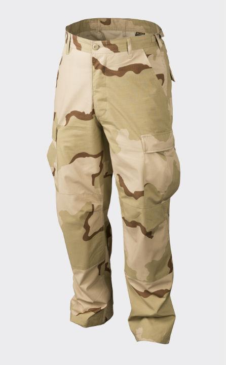 HELIKON-TEX BDU Trousers Cotton Ripstop US Desert Hose Pants SP-BDU-CR-05.