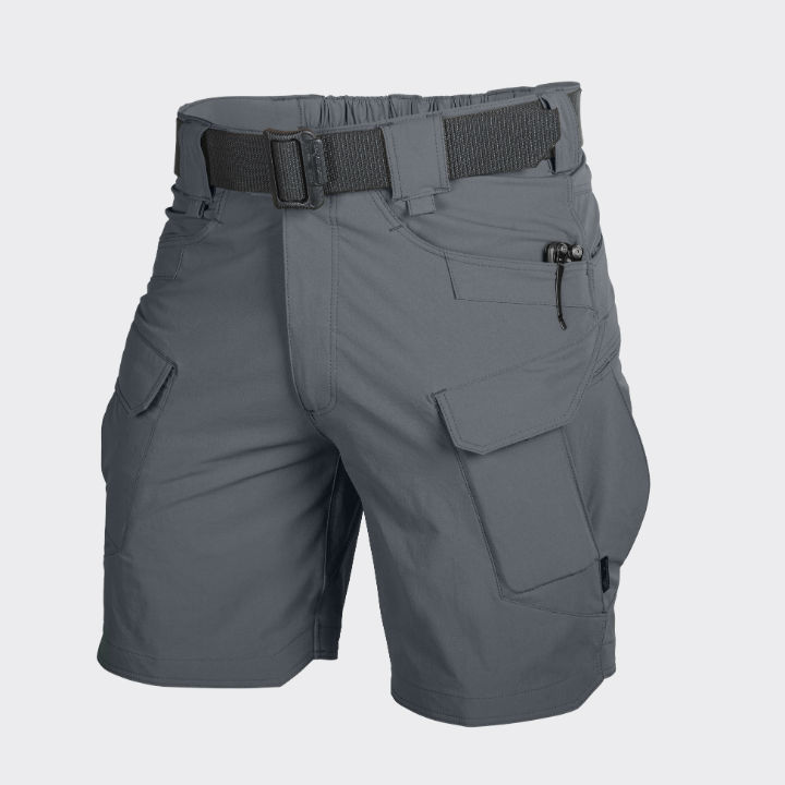 Helikon OUTDOOR TACTICAL SHORTS SP-OTS-NL-35 kurz Hose Shadow Grey.