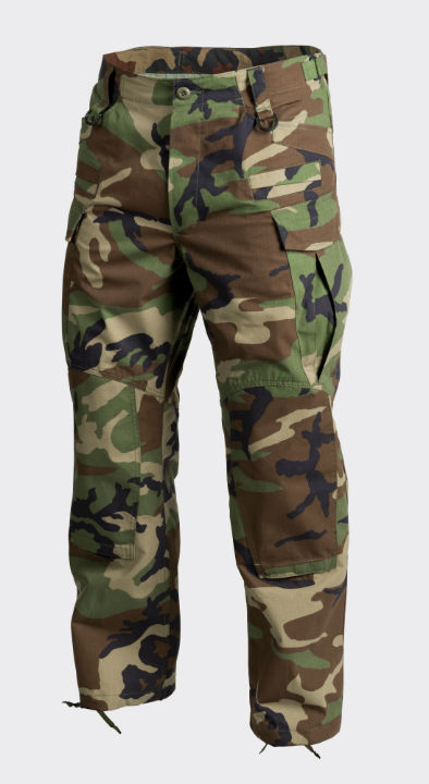 SFU NEXT Trousers  Hose PolyCotton Ripstop US Woodland SP-SFN-PR-03.