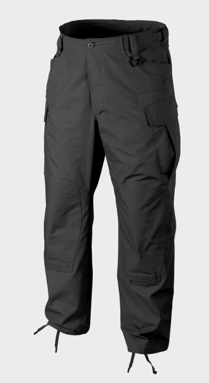 HELIKON-TEX SFU NEXT Trousers PolyCotton Twill Black Schwarz Hose SP-SFN-PT-01.