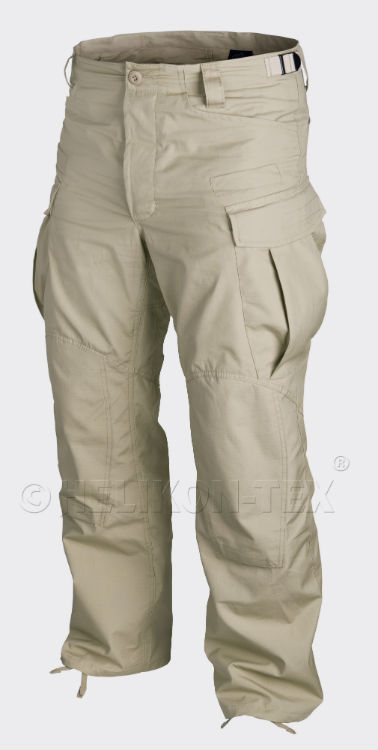 HELIKON-TEX SFU Trousers SP-SFU-CR-13 KHAKI Cotton Ripstop Hose Pants Helikon.