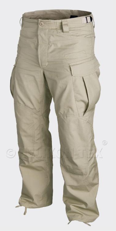 HELIKON-TEX SFU Trousers SP-SFU-CR-13 KHAKI Cotton Ripstop Hose Pants Helikon.