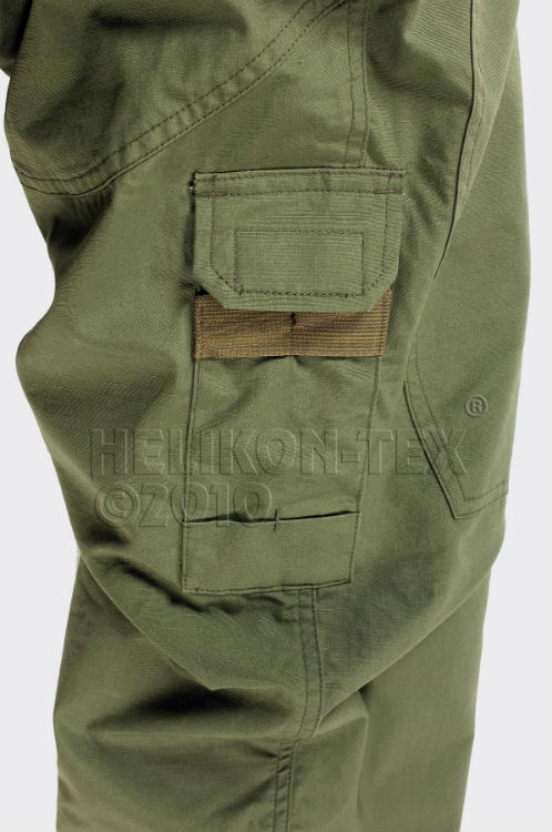 HELIKON-TEX SFU Trousers SP-SFU-PR-02 PolyCotton Ripstop Olive Green Pants Hose.