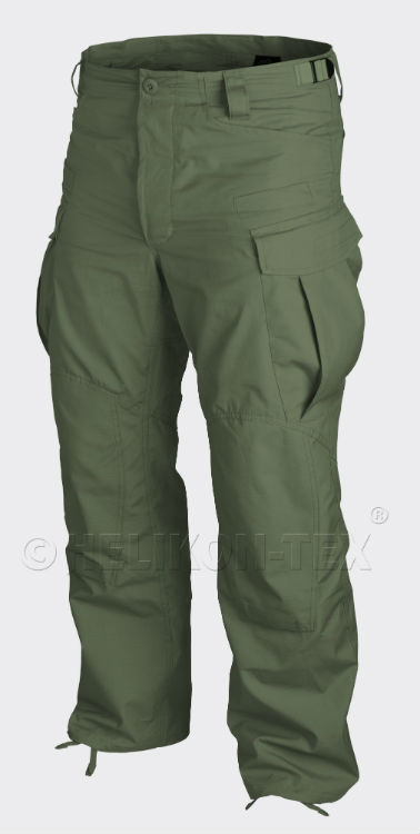 HELIKON-TEX SFU Trousers SP-SFU-PT-02 Trousers PolyCotton Twill Hose Pants.