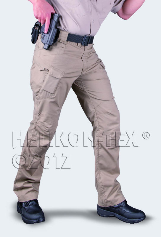 HELIKON-TEX Helikon UTP URBAN TACTICAL PANTS PolyCotton Ripstop Khaki UTL-PR-13.