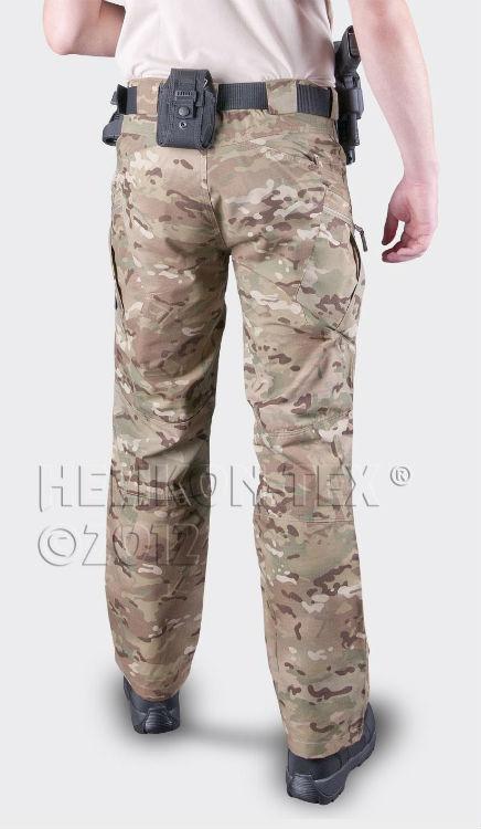 HELIKON URBAN TACTICAL PANTS PolyCotton Ripstop CAMOGROM Hose Pants SP-UTL-PR-14