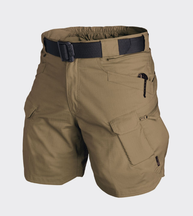 "Helikon-Tex URBAN TACTICAL SHORTS kurz Hose 8.5"" Coyote SP-UTS-PR-11."